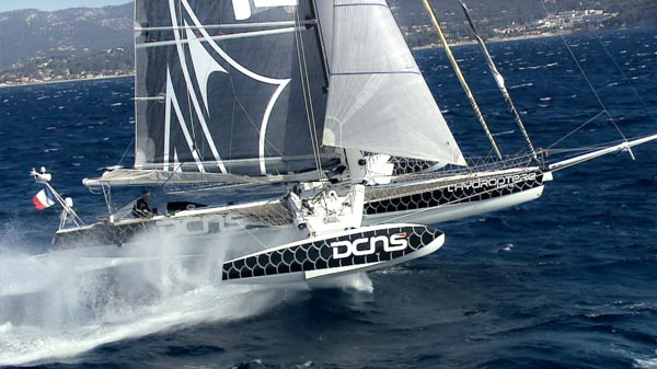 Hydroptere DCNS